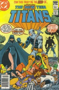 New Teen Titans #2 (1st Deathstroke)