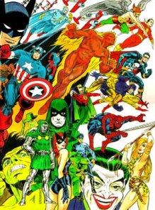 Steranko's History of Comics #1