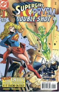 Supergirl/Prysm Double Shot