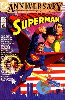 Superman #400 (Artwork Inside)