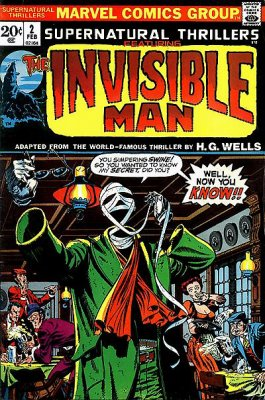 Supernatural Thrillers #2