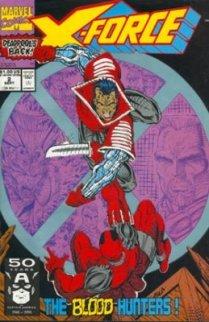 X-Force #2 (1st App Garrison Kane, 2nd App Deadpool)