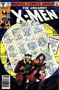 Uncanny X-Men #141