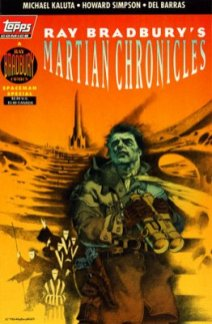 Martian Chronicles #1