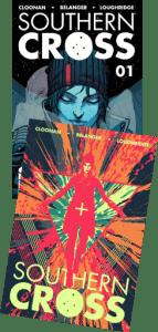 Standard cover & Big Bang Comics variant
