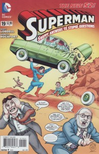 Superman #19 (Mad Variant Cover)