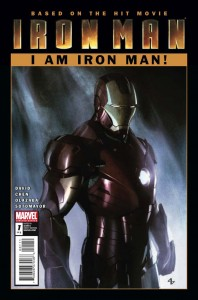 Iron Man: I Am Iron Man #1