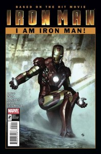 Iron Man: I Am Iron Man #2