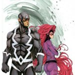Convergence, Inhumans, Deadpool & Endgame