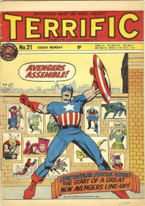 Terrific (Marvel UK) #21