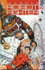 MAGNUS ROBOT FIGHTER #5
