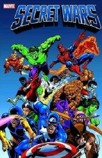Secret Wars Omnibus (Zeck cover)