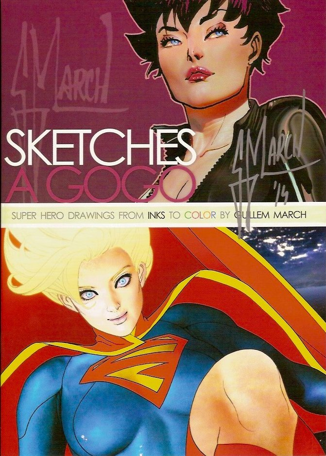 Sketches A GoGo cover