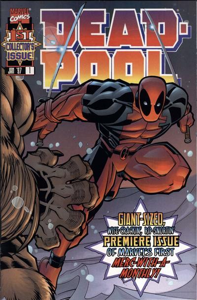 Deadpool v2 #1