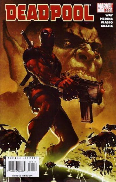 Deadpool v3 #1