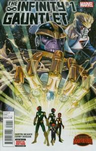 Infinity Gauntlet v2 #1