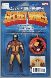 Secret Wars #2 Christopher Variant