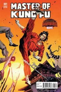 Master of Kung-Fu v2 #1 Variant