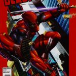 DEADPOOL # 45 GREG HORN 50th ANNIVERSARY VARIANT (2008)