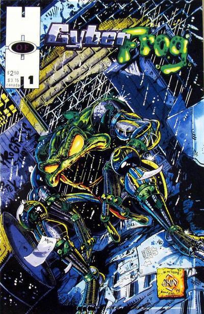 Cyberfrog #1