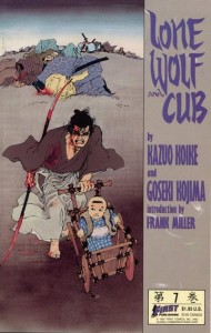 Lone Wolf and Cub #7