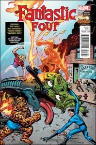 Fantastic Four 645 Desert Wind Exclusive