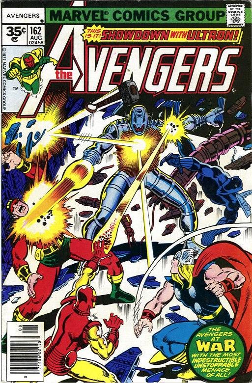 Avengers #162