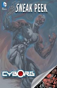 DC Sneak Peek - Cyborg (2015-) 001-000