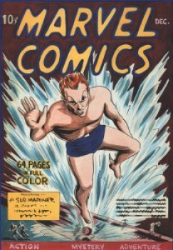 Marvel Comics #2