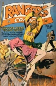 RANGERS COMICS #25
