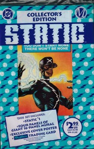 STATIC #1 Collector's Edition