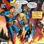 Supergirl Vol 5 #58 75th Anniversary By Amanda Conner Variant Cover