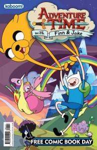 Adventure Time #1 FCBD