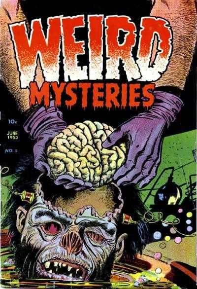 WEIRD MYSTERIES #5