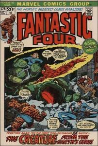 Fantastic Four 126