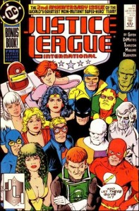 Justice League International #24