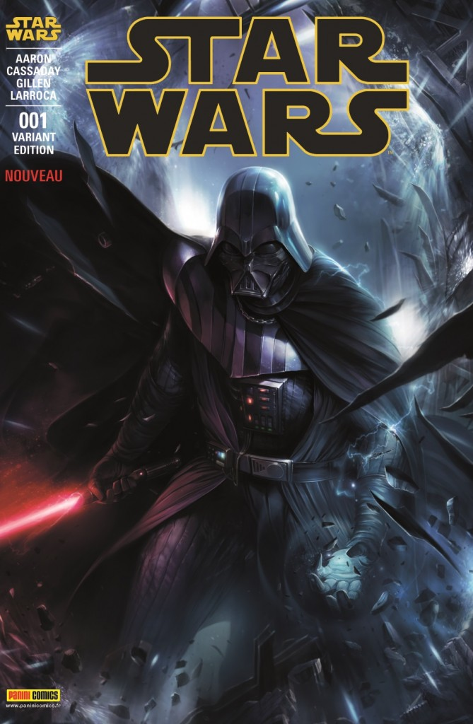Star Wars #1 by Francesco Mattina