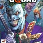 New Suicide Squad #9 Joker Variant