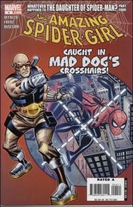 Amazing Spider-Girl #4