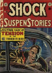 Shock Suspenstories #4