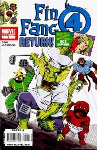 Fin Fang Four Return