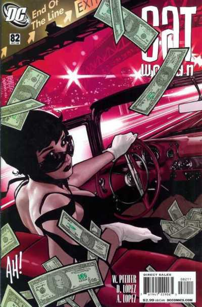 Catwoman #82