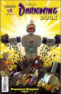 Darkwing Duck #18