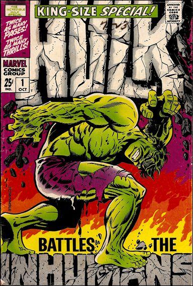 Hulk King Size Special #1