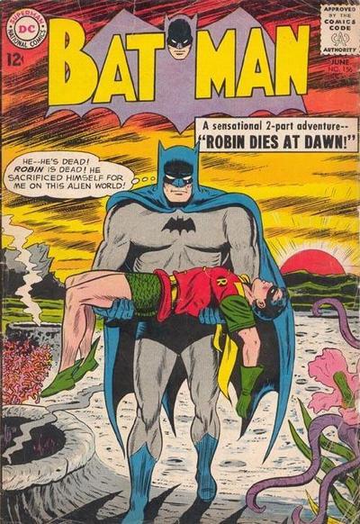 Batman #156