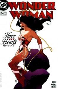 Wonder Woman #154