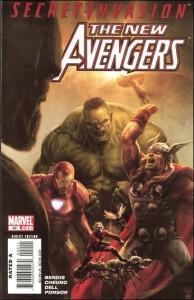 New Avengers #40