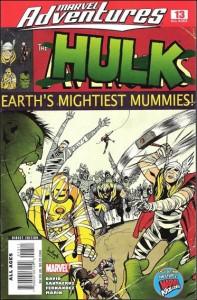 Marvel Adventures Hulk #13
