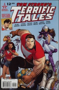 Tom Strong's Terrific Tales #12
