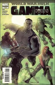 World War Hulk: Gamma Corps #1